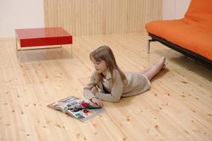 家装如何选择家装地板