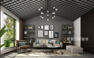 600平别墅装修设计,现代风还是这样装更好看!