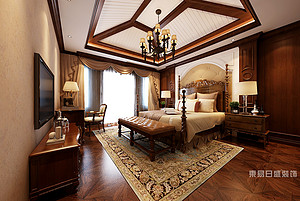 如何打造舒适美观卧室,把握四个方面很重要