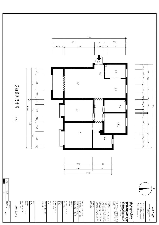 德贤公馆-现代简约-122平米装修设计理念