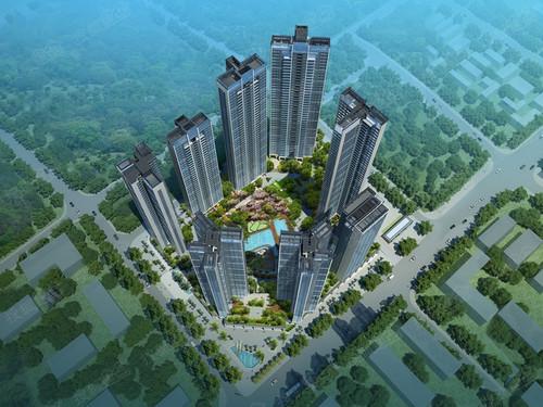 华联城市全景