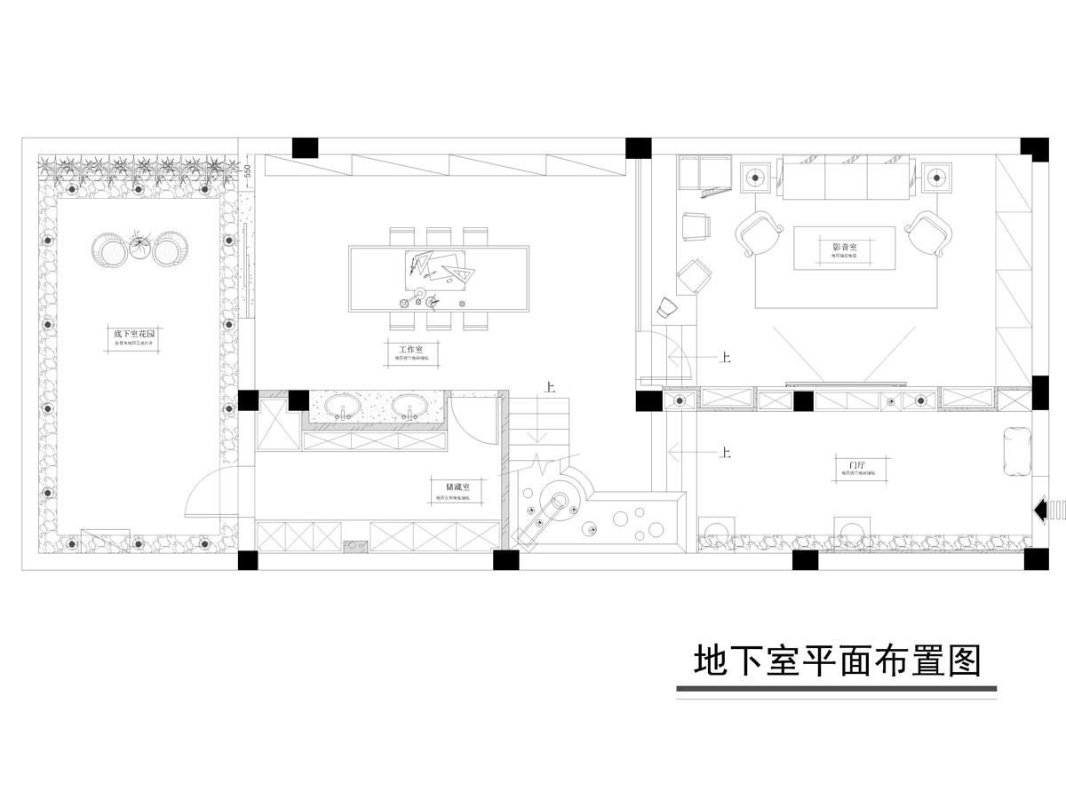 嘉兴御上江南新中式别墅430平米装修设计理念