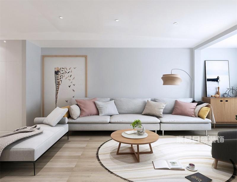 新中式客厅装修的特点,东易日盛新中式客厅装修注意事项