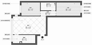 新世界丽樽-新中式-140平米户型解析