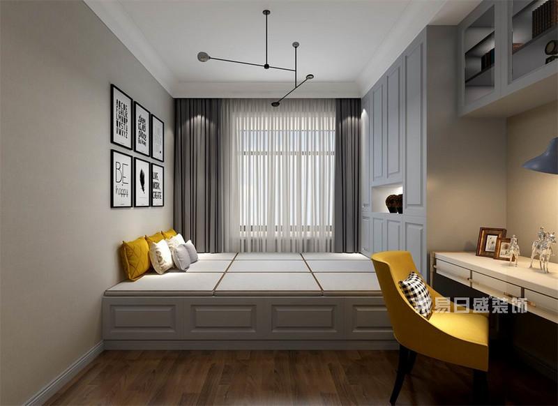 卧室榻榻米房间装修效果图欣赏 -西安东易日盛装饰官网