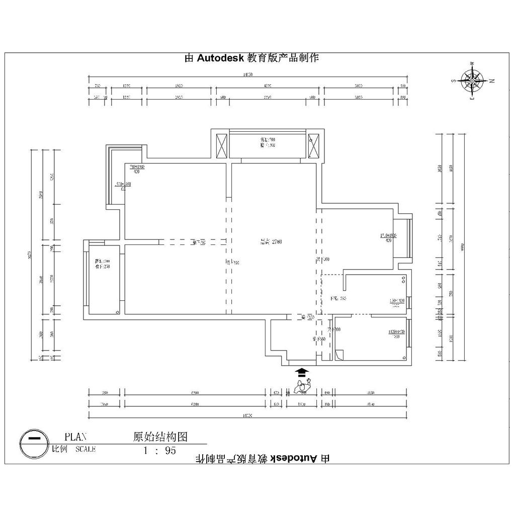 长江御园二期   简美性状style   116平装潢策划愿景
