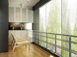 充分利用阳台空间给您家带来的福利