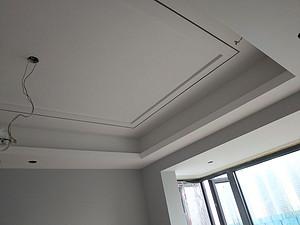 石膏板吊顶完工后应该怎么验收?石膏板吊顶验收规范