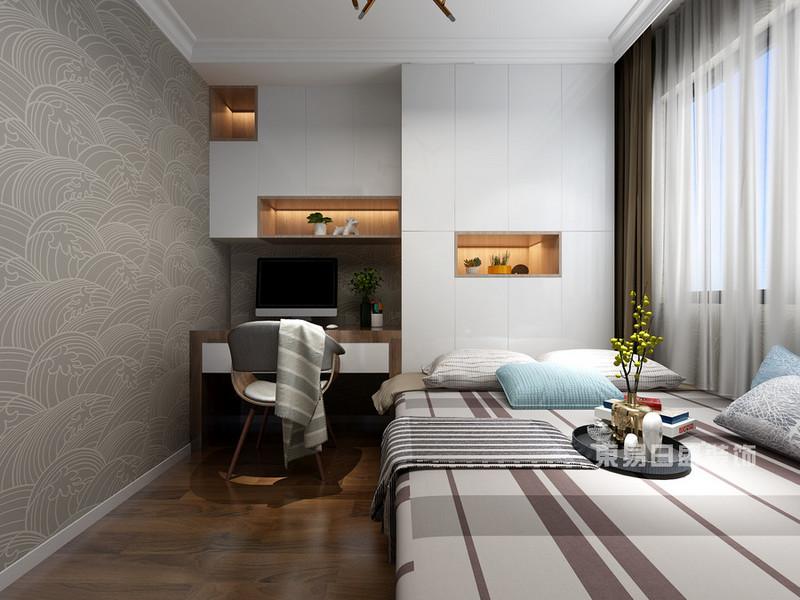 卧室榻榻米房间装修效果图欣赏