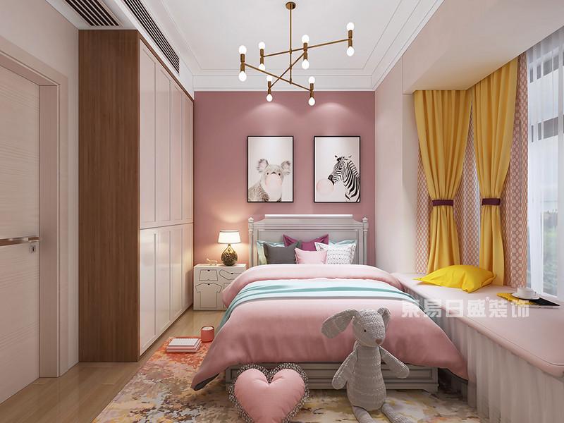 190平米儿童房装修效果图-东易日盛装饰