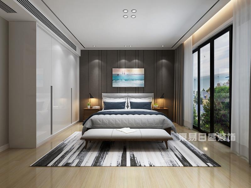 190平米卧室装修效果图-东易日盛装饰