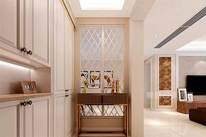 【冬至推荐】140㎡现代简约三居室 暖色调温馨之家
