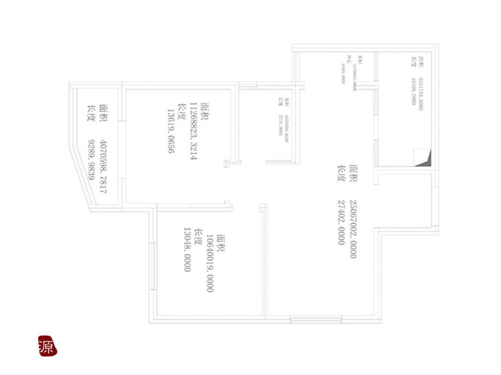 金泰先锋-80平米-现代简约装修设计理念