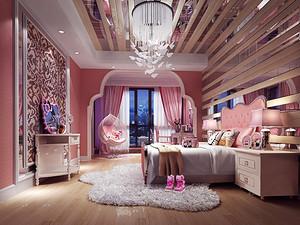 西安东易日盛六位设计师 十八套儿童房装修设计真实案例 准爸妈开心收藏了