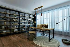书房装修设计有哪些注意事项?