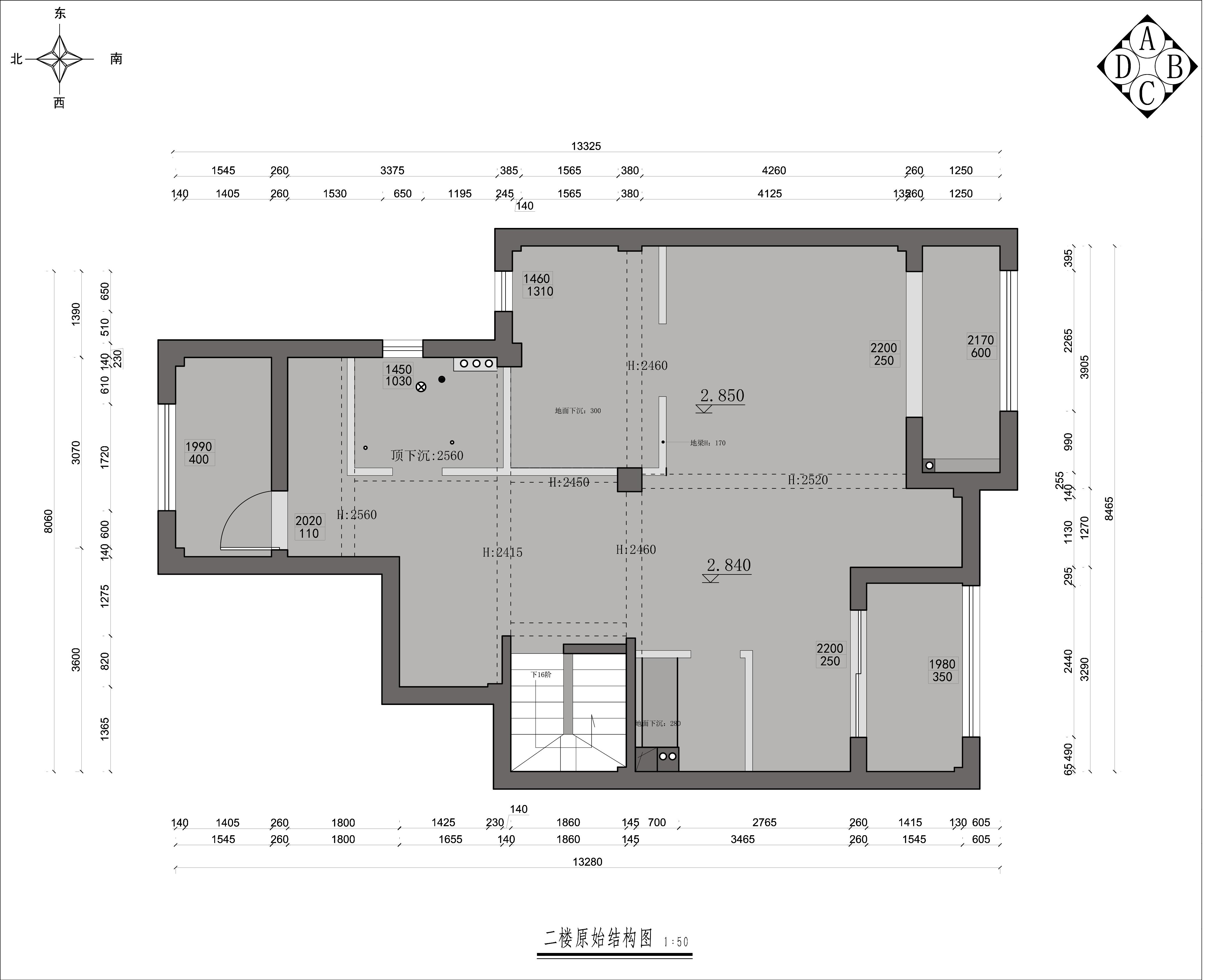 星光御墅-260平-法式简约装修设计理念