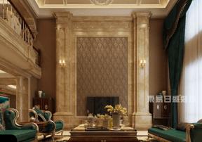 嘉兴豪宅别墅装修打造美式复古装修情调