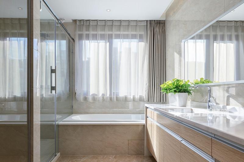 小卫生间如何装修节省空间_岳阳室内设计公司教你小卫生间装修扩容技巧