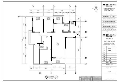 滨江国际-现代奢华-190m²装修设计理念