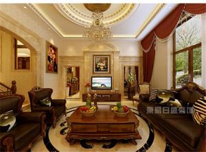 简美风格两居室怎么装修好看?