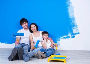 怎样选择健康的家装涂料油漆?
