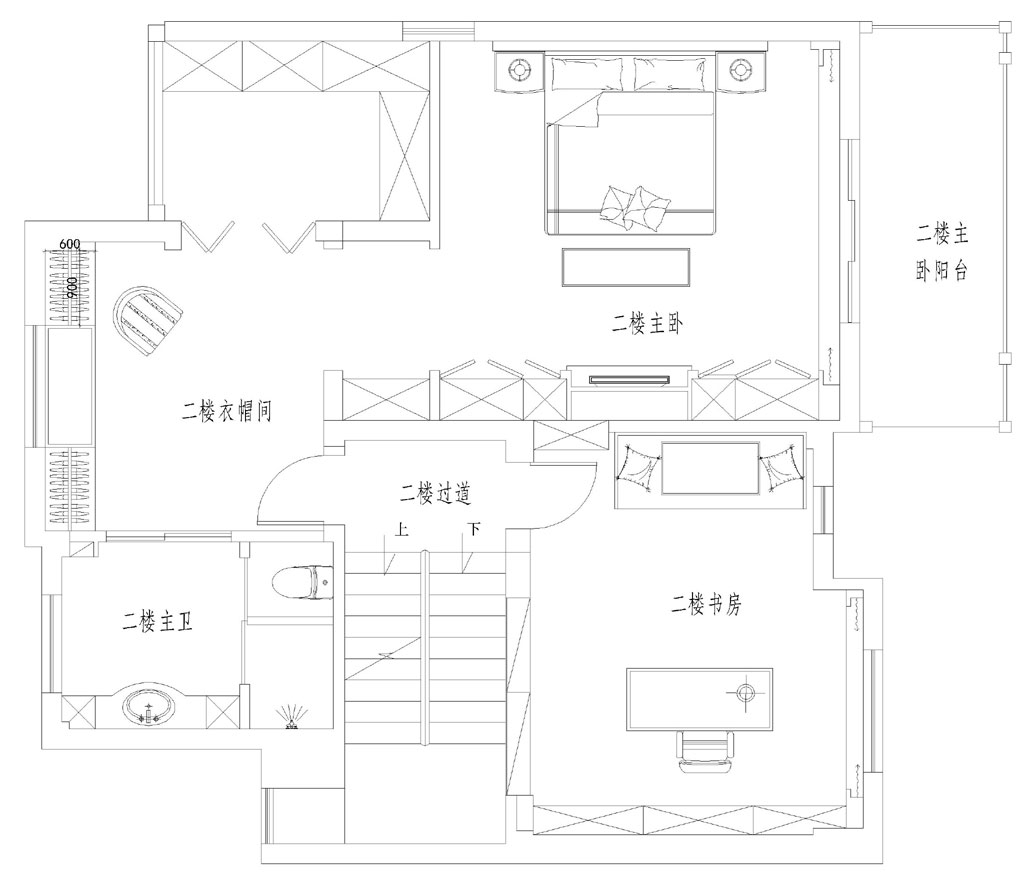 碧桂园中式别墅装修效果图装修设计理念