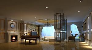 别墅大宅如何设计出业主的心理空间?