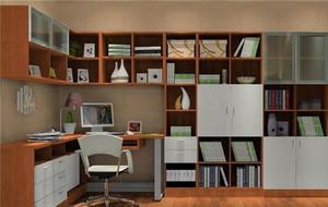 转角书桌怎么样 转角节省空间的超强设计