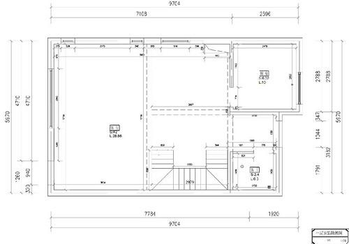 八达岭孔雀城-293平米-现代简约装修设计理念