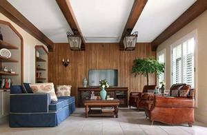 东易日盛客厅装修图,6招让客厅大气实用+高颜值!
