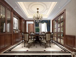 东易日盛教您最好看的中式风格别墅装修