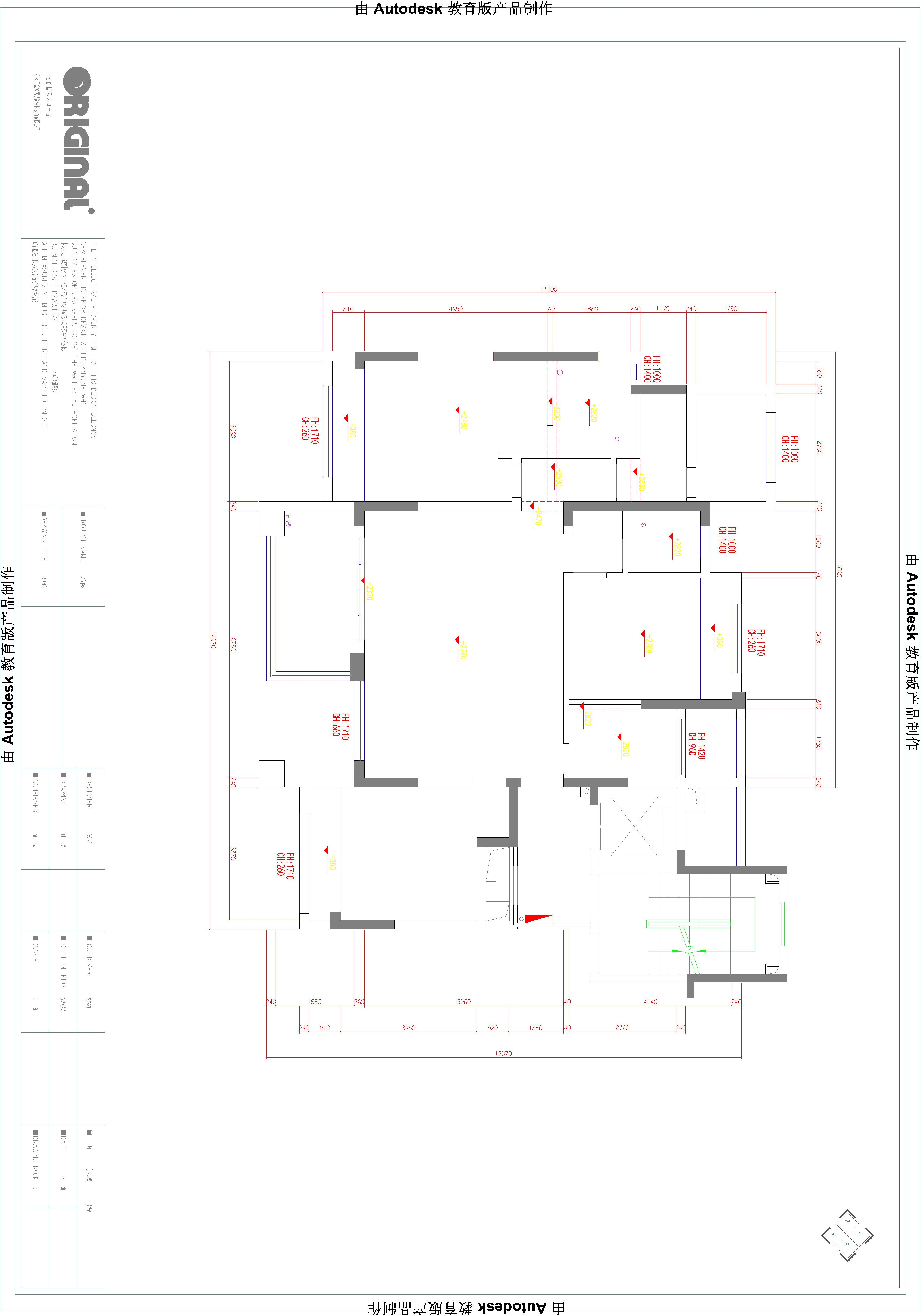 狮山原著200平米现代轻奢风格装修效果图装修设计理念
