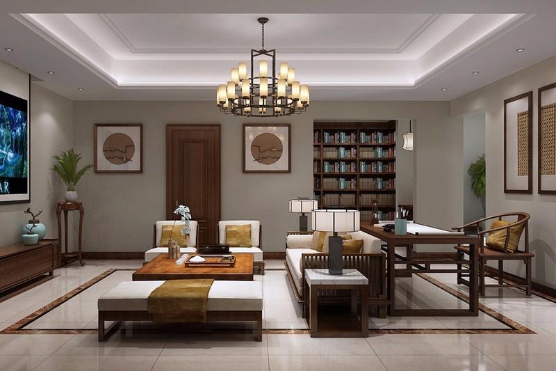 别墅装饰设计效果图