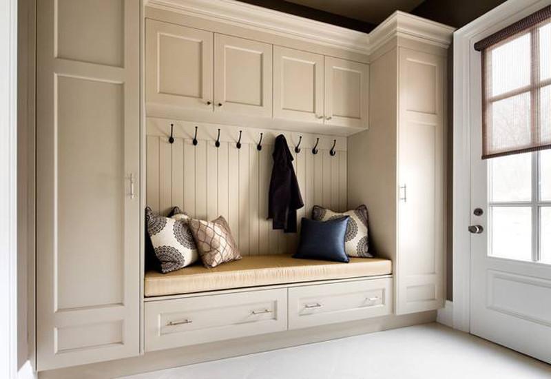 现代简约风格卧室衣柜