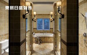 洗手间用什么瓷砖防滑?洗手间怎么选择瓷砖?