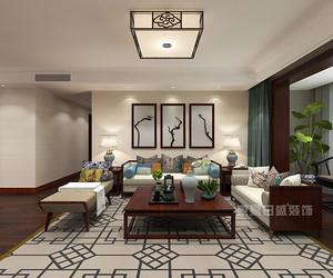 152平米房子装修风格,新中式美呆了