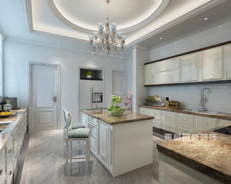 昆明装修厨房岛台如何设计更好看?