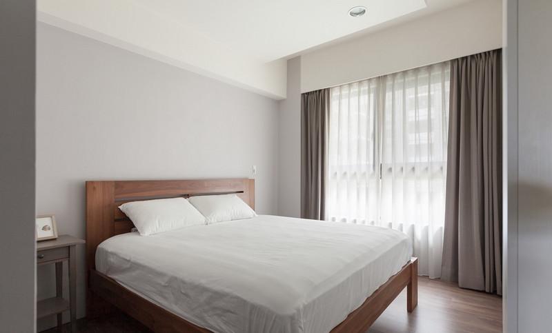 83平米三房两厅装修,简约风设计不仅实用还好看!