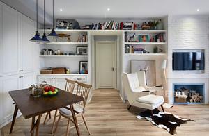 家居装修设计要美要舒适,即使是出租房!