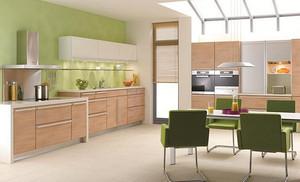 U型厨房设计要点打造黄金三角位