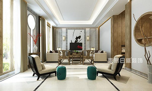 佛山装饰设计效果图,细细品味家居装饰设计的人文情怀