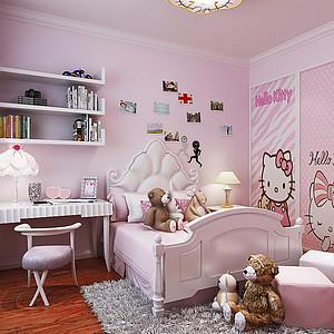 北京别墅大宅儿童房装修需要注意哪些问题?不要全权做主哦