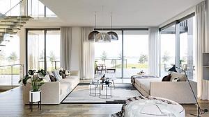 室内客厅装修如何装修的出彩?看看你是否了解客厅