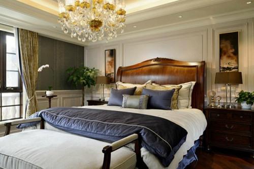 白金会日盛欧式卧室