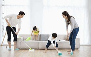 家居清洁困难?小易为您支招