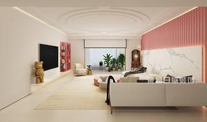现代风格客厅装修设计原来是这样的