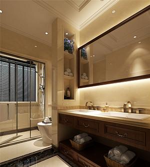 佛山家居装饰怎么设计好家里的卫生间?