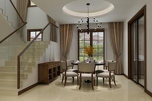 高端别墅装修设计,餐厅装修攻略大全