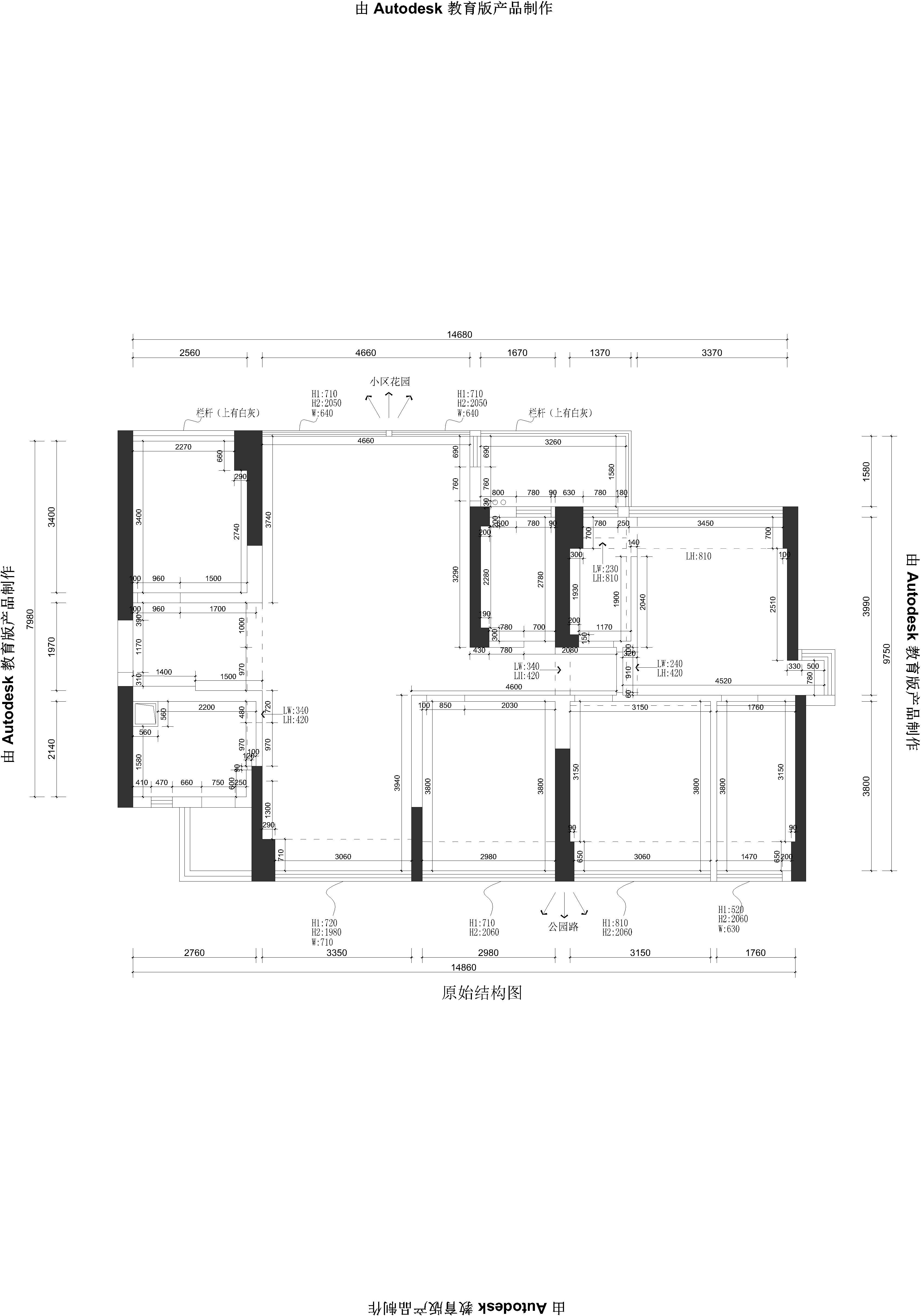 栖棠映山-简欧风格-160平-平层装修效果图装修设计理念
