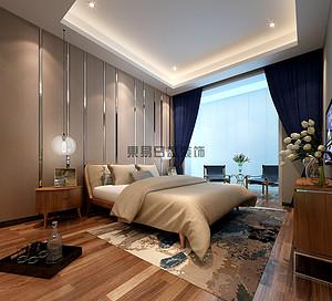 雅居乐滨江国际228㎡户型全案设计